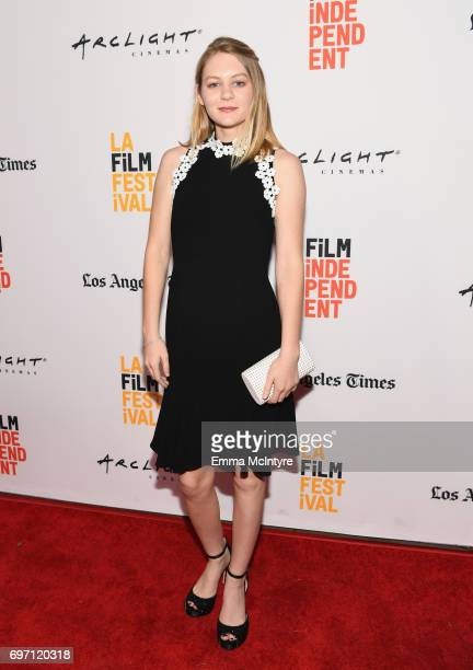 Ryan Simpkins attends the 'Izzy Gets The Fuck Across Town' and 'Ok Call Me Back' Premieres during the 2017 Los Angeles Film Festival at Arclight...