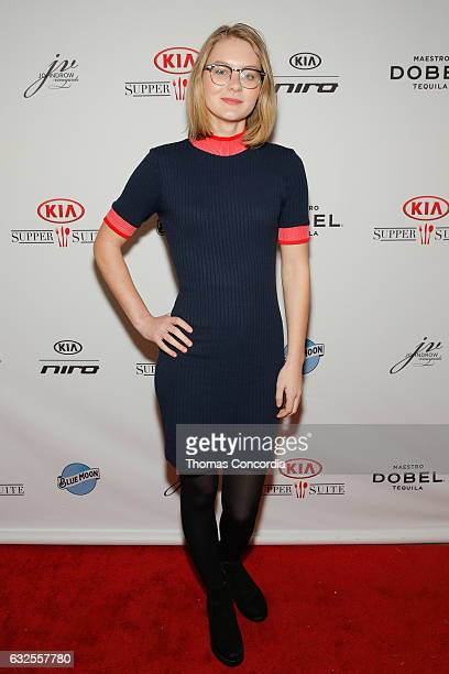 Ryan Simpkins attends the Kia Supper Suite Hosts World Premiere Party For 'Brigsby Bear' on January 23 2017 in Park City Utah