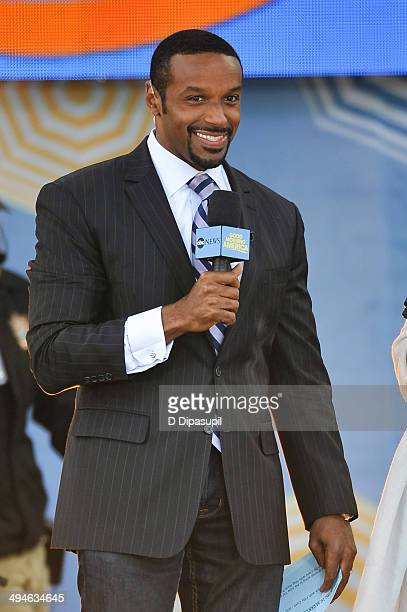 Ryan Smith hosts ABC's 'Good Morning America' at Rumsey Playfield on May 30 2014 in New York City
