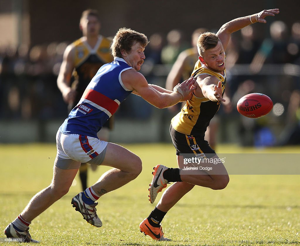 Mornington Bulldogs v Frankston YCW Peninsula Grand Final