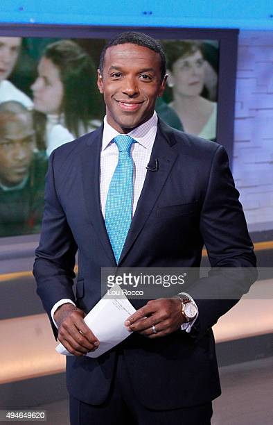 AMERICA Ryan Smith on 'Good Morning America' 10/23/15 airing on the ABC Television Network