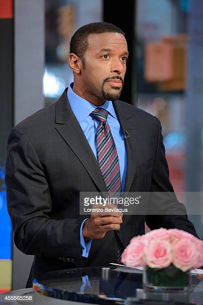 AMERICA Ryan Smith on 'Good Morning America' 9/16/14 airing on the ABC Television Network