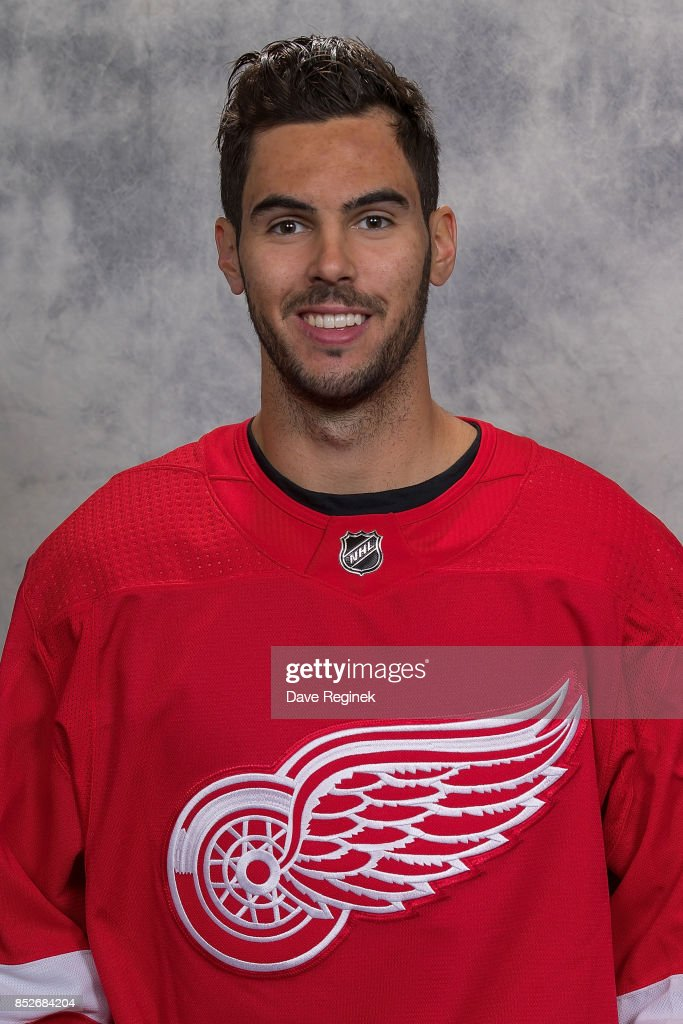 Detroit Red Wings Headshots