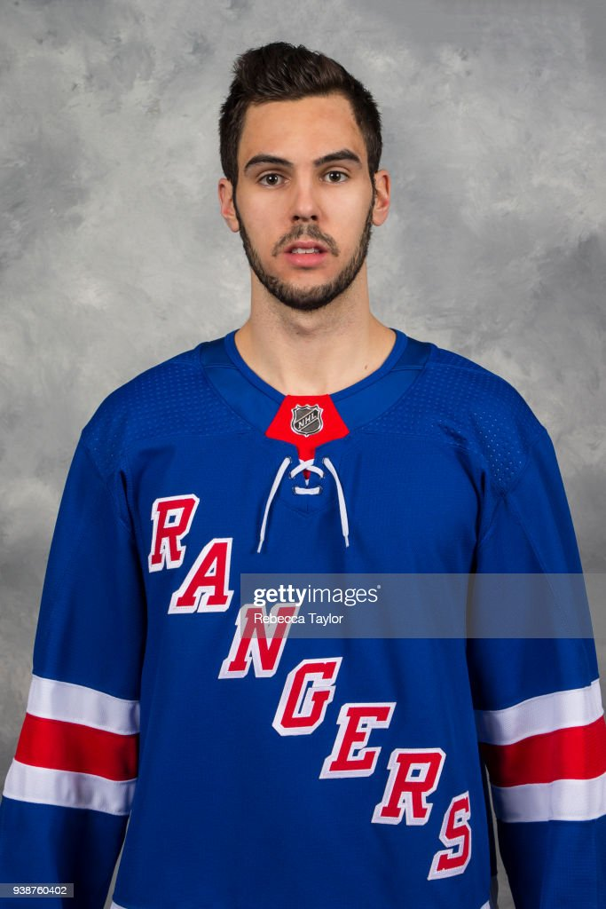 New York Rangers Headshots
