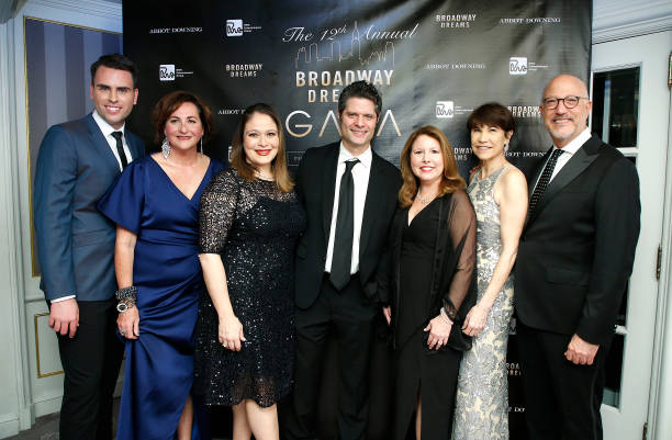 NY: The Broadway Dreams Foundation's 12th Annual Holiday Gala