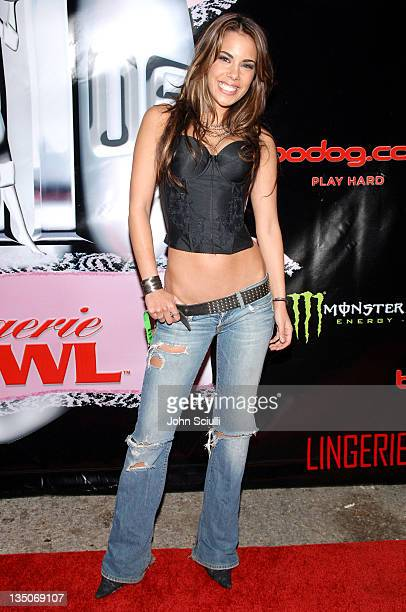 Ryan Starr during Bodogcom Presents the 2006 Lingerie Bowl After Party at Hollywood Roosevelt Hotel in Los Angeles CA United States