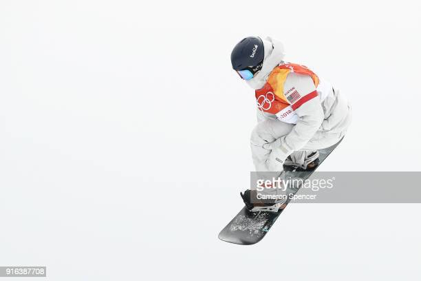 Ryan Stassel of the United States competes during the Men's Slopestyle qualification on day one of the PyeongChang 2018 Winter Olympic Games at...