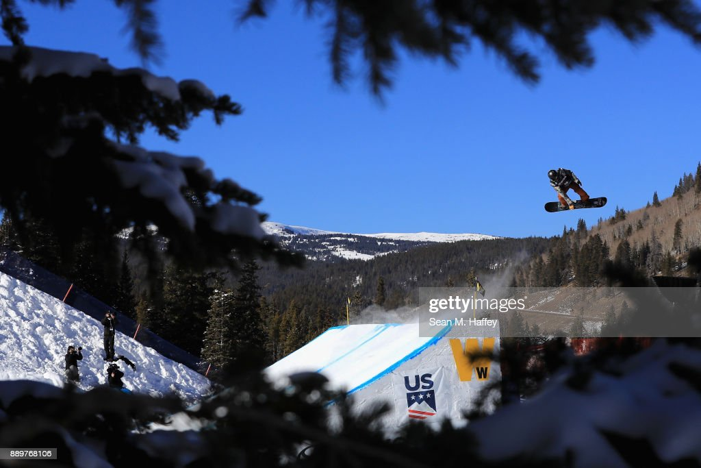 2017 U.S. Snowboarding Grand Prix at Copper - Big Air Snowboarding Finals