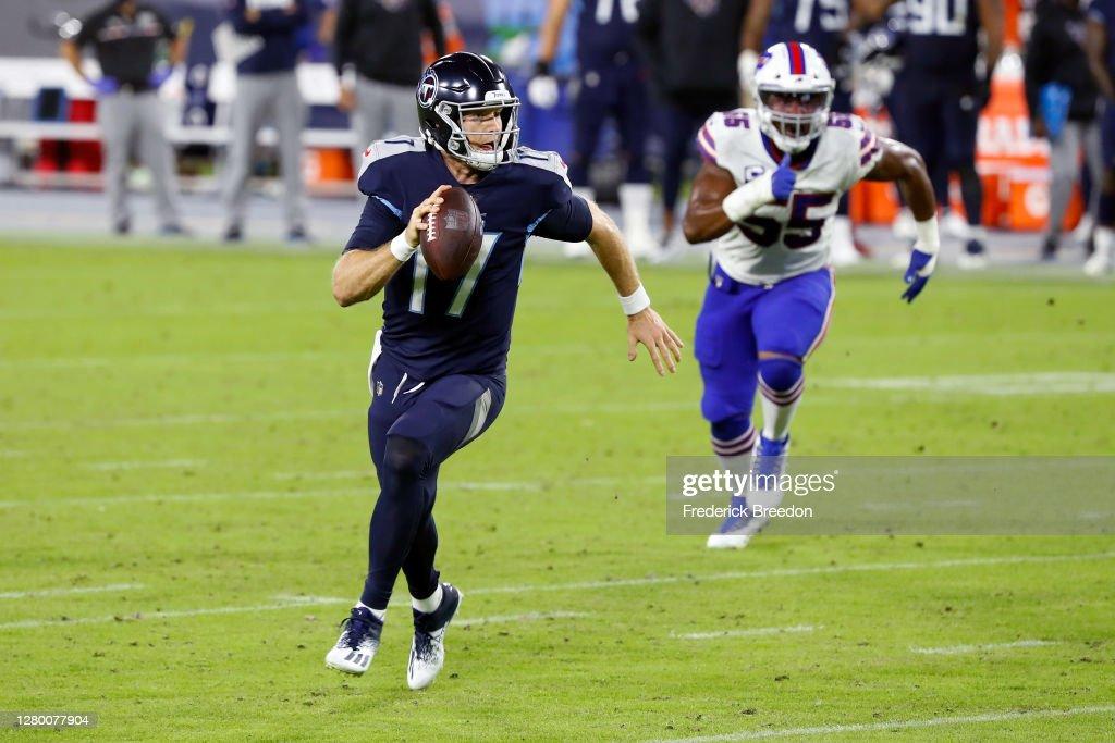 Buffalo Bills v Tennessee Titans : News Photo