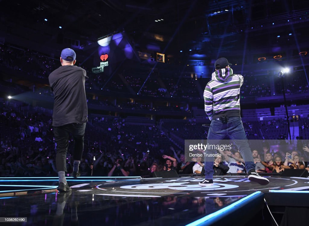 2018 iHeartRadio Music Festival -  Night 2 - Show : News Photo