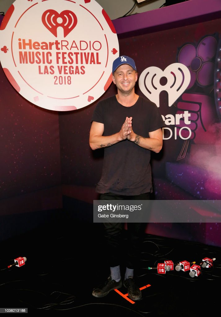 2018 iHeartRadio Music Festival -  Night 2 - Backstage : News Photo