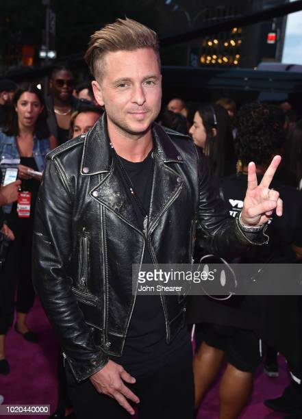 Ryan Tedder attends the 2018 MTV Video Music Awards at Radio City Music Hall on August 20 2018 in New York City