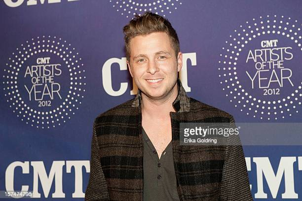 Ryan Tedder of One Republic attends the 2012 CMT Artists Of The Year Awardat The Factory At Franklin on December 3 2012 in Franklin Tennessee