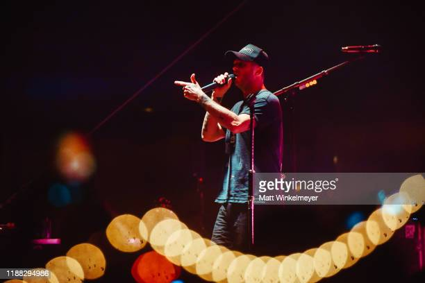 """Ryan Tedder of OneRepublic performs at Enterprise's """"Share the Code. Hit the Road"""" at famed venue Pappy & Harriet's in Pioneertown, CA. At Pappy &..."""