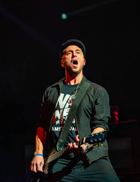 GBR: OneRepublic Performs At The London Palladium