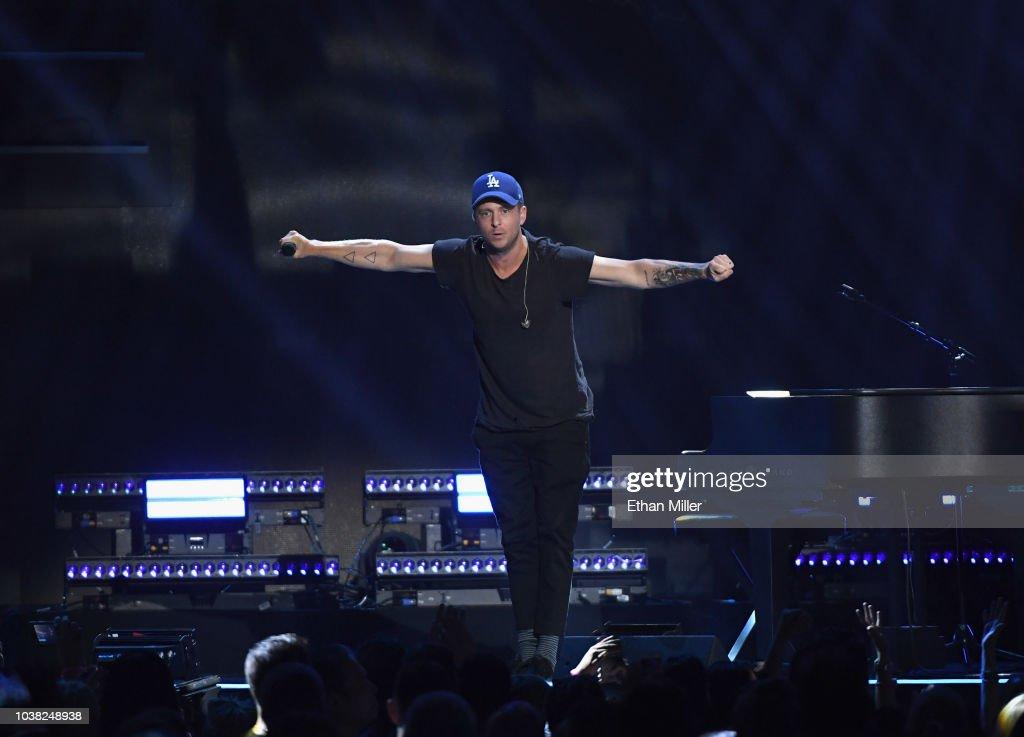 2018 iHeartRadio Music Festival - Night 2 : News Photo