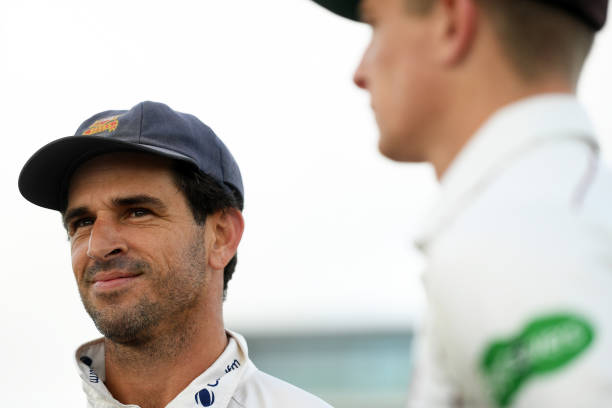GBR: Somerset v Essex - Specsavers County Championship Division One: Day One