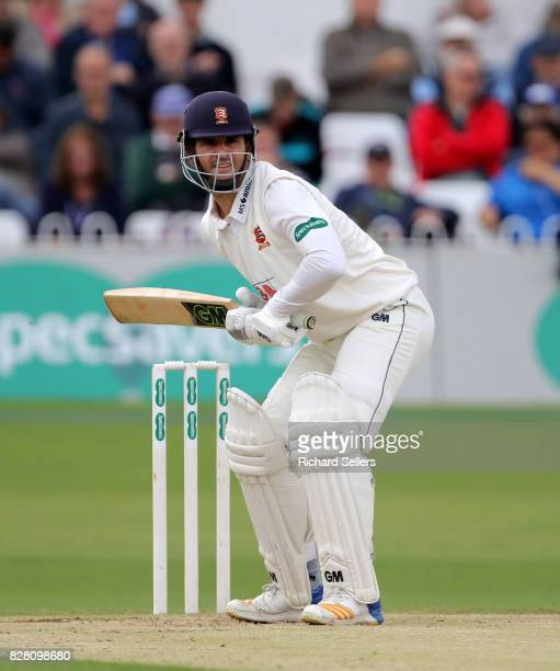 Ryan ten Doeschate of Essex batting during the Specsavers County Championship Division One between Yorkshire and Essex at North Marine Road on August...