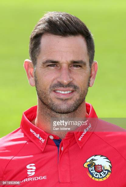 Ryan ten Doeschate Team Captain of Essex County Cricket Club poses in the club's OneDay kit during the Essex CCC Photocall at Cloudfm County Ground...