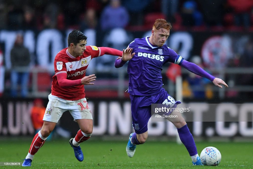 Bristol City v Stoke City - Sky Bet Championship : News Photo