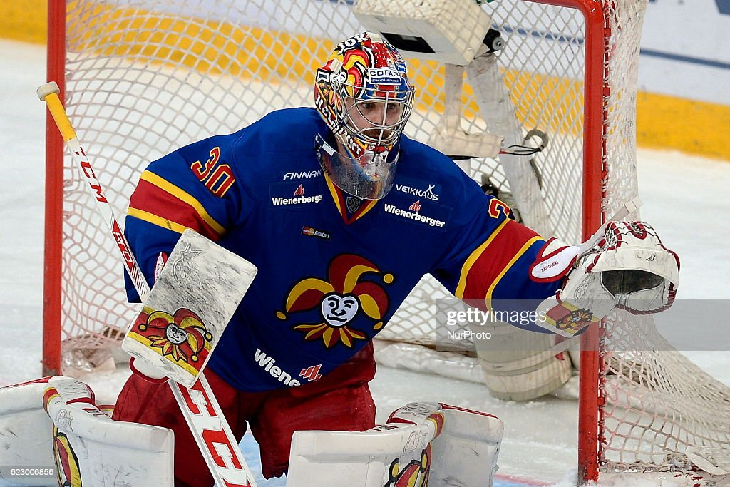 Kunlun Red Star v Jokerit - KHL ice hockey : News Photo