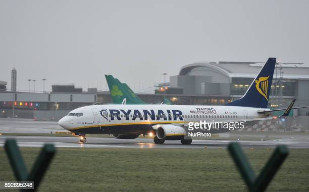 A Ryanair plane is about to take off on the runway at Dublin airport Passengers are facing severe travel disruption after Ryanair pilots in Ireland...