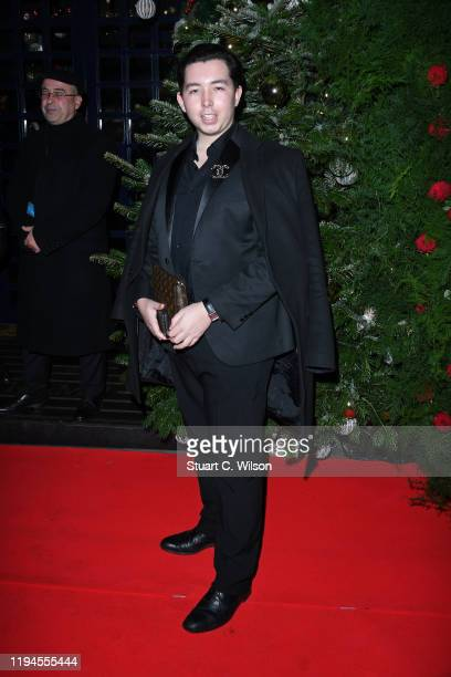 RyanMark Parsons attends Tramp's Big 50th Anniversary at Tramp on December 17 2019 in London England