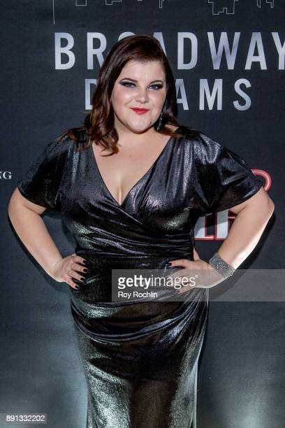 Ryann Redmond attends the10th Annual Broadway Dreams Supper at The Plaza Hotel on December 12 2017 in New York City