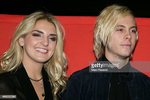 R5 pictures and photos getty images rydel lynch and riker lynch of r5 meet and greet french fans at fnac m4hsunfo