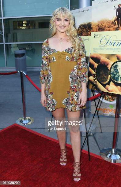 Rydel Lynch attends Magnolia Pictures' 'Damsel' Premiere at ArcLight Hollywood on June 13 2018 in Hollywood California