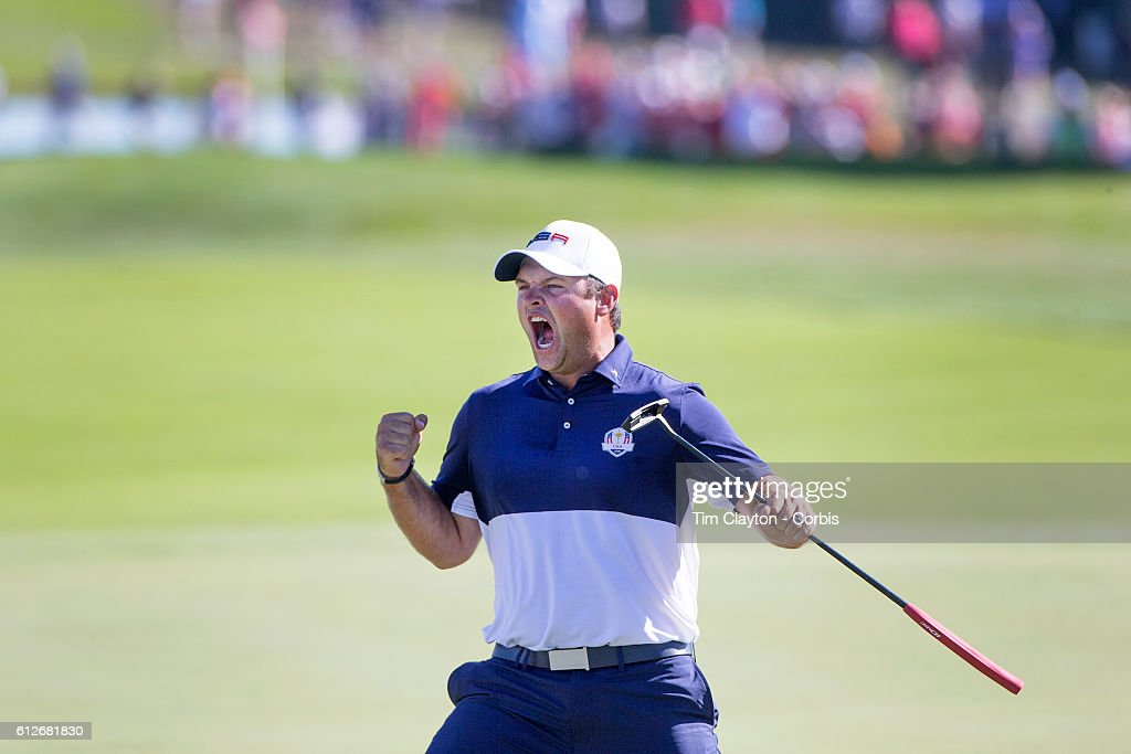 2016 Ryder Cup, Hazeltine National Golf Club  Chaska, Minnesota, USA. : News Photo