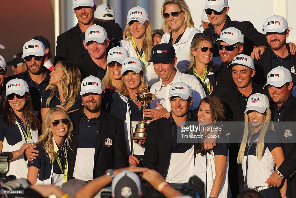 2016 Ryder Cup, Hazeltine National Golf Club  Chaska, Minnesota, USA. : News Photo
