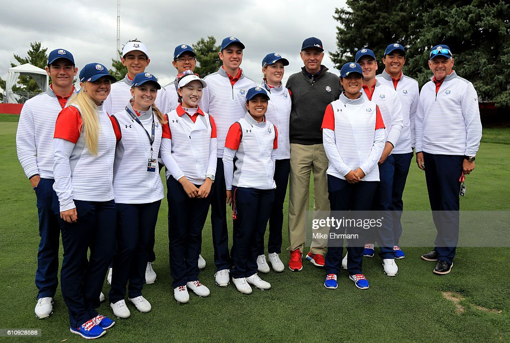 2016 Ryder Cup - Junior Ryder Cup Friendship Matches
