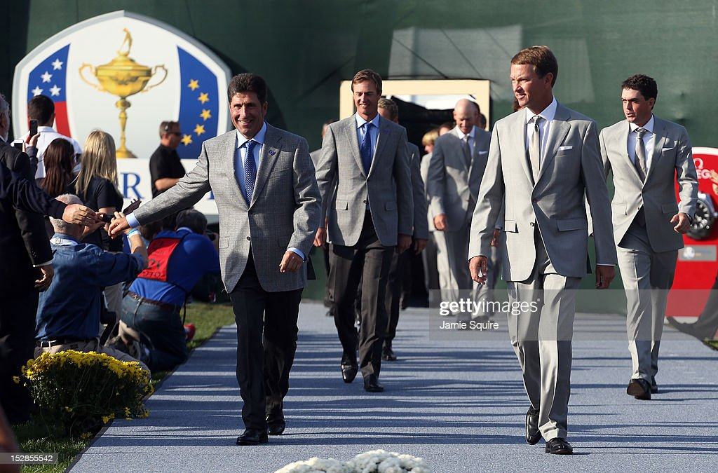 39th Ryder Cup Opening Ceremony