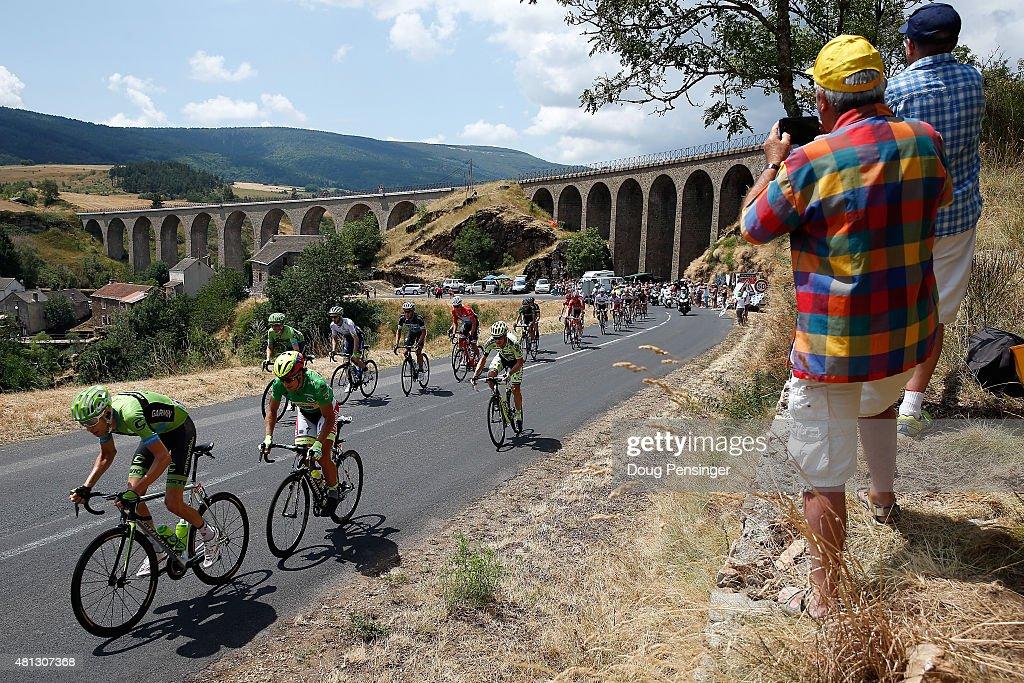 Le Tour de France 2015 - Stage Fifteen : News Photo