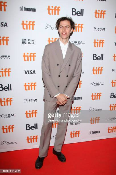 Ryder McLaughlin attends the 'Mid90s' Premiere during 2018 Toronto International Film Festival at Ryerson Theatre on September 9 2018 in Toronto...