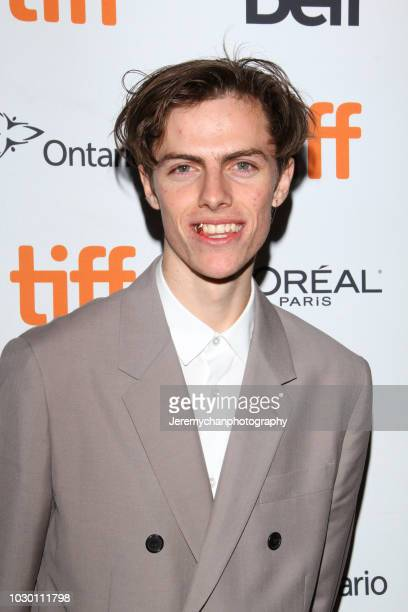 Ryder McLaughlin attends the Mid90s Premiere during 2018 Toronto International Film Festival at Ryerson Theatre on September 9 2018 in Toronto Canada