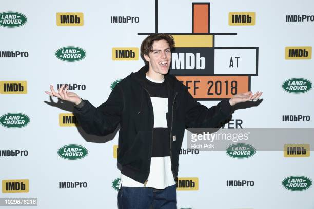 Ryder McLaughlin of Mid90's attends The IMDb Studio presented By Land Rover At The 2018 Toronto International Film Festival at Bisha Hotel Residences...