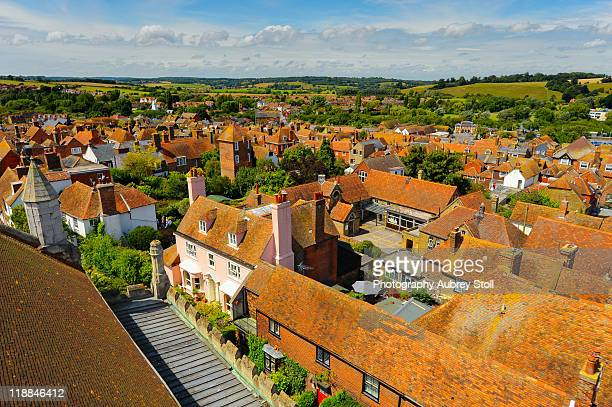 rye east sussex - warwick uk stock photos and pictures