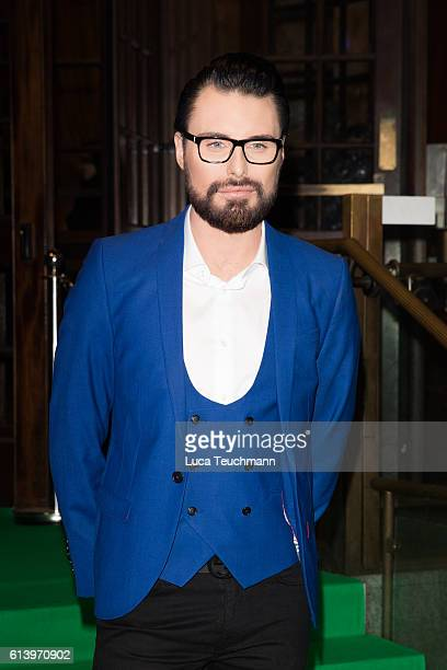 Rylan Clark attends the Spectacle Wearer of the Year awards on October 11 2016 in London England