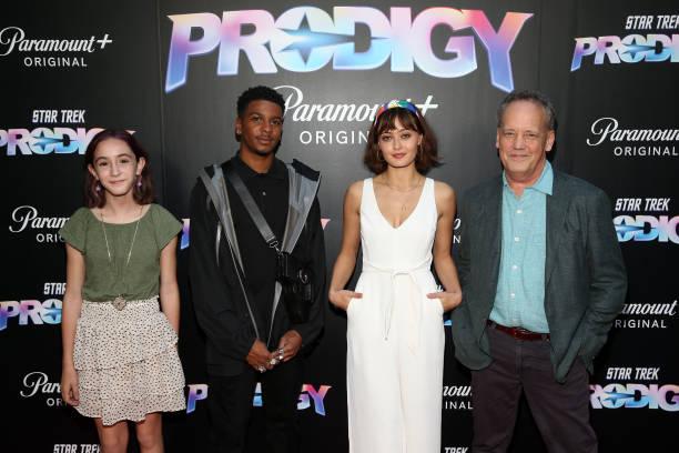 """CA: Tastemaker Reception & Screening for Paramount+'s """"Star Trek: Prodigy"""""""