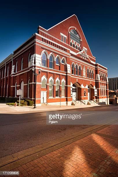 ryman auditorium - nashville stock pictures, royalty-free photos & images