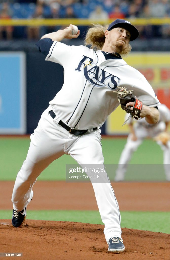 FL: Boston Red Sox v Tampa Bay Rays