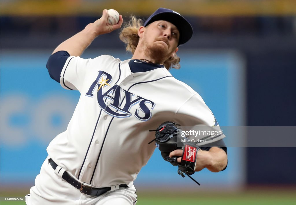 FL: Los Angeles Dodgers v Tampa Bay Rays