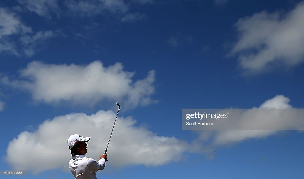 ISPS Handa World Cup of Golf - Day 1