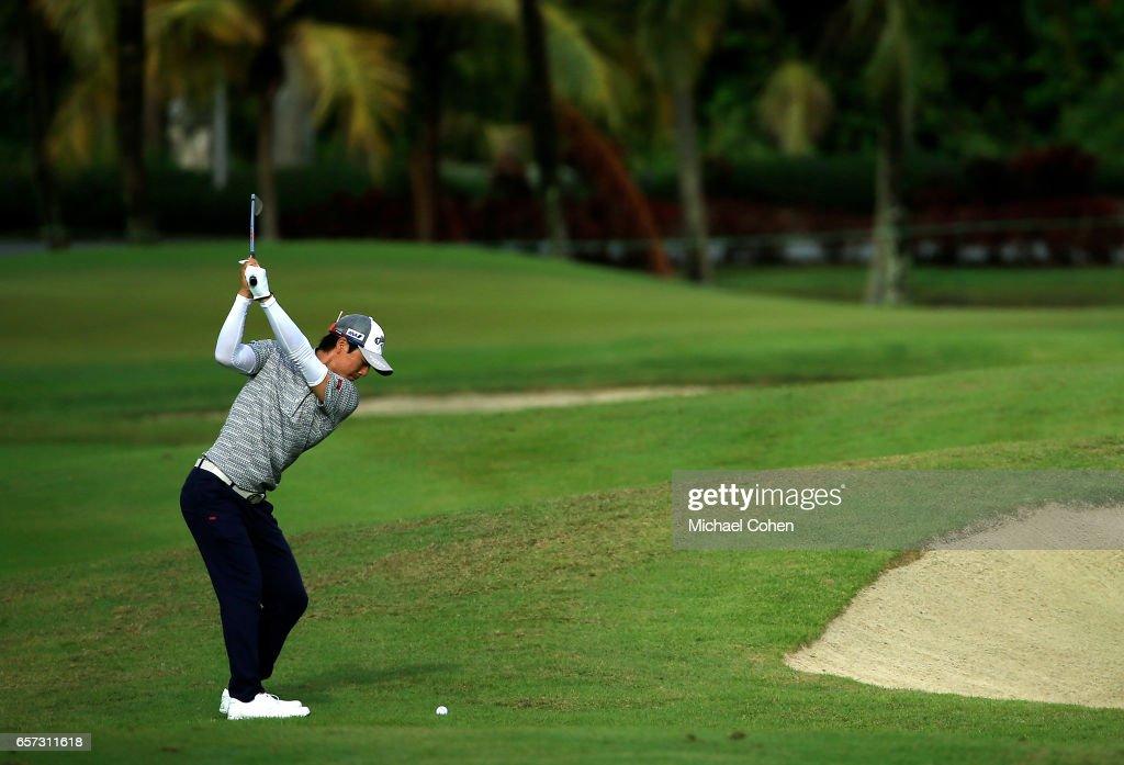 Puerto Rico Open - Round Two : ニュース写真