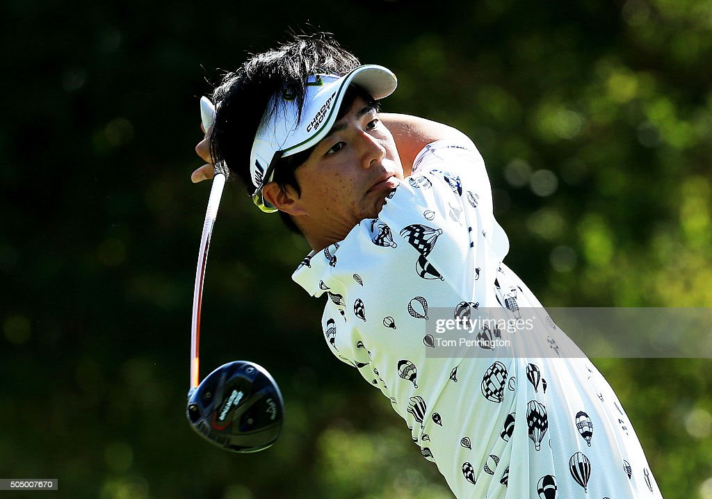 Sony Open In Hawaii - Round One : News Photo