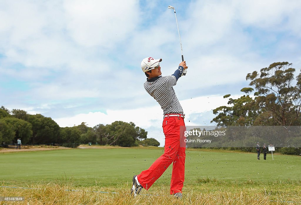 World Cup Of Golf: Day 3