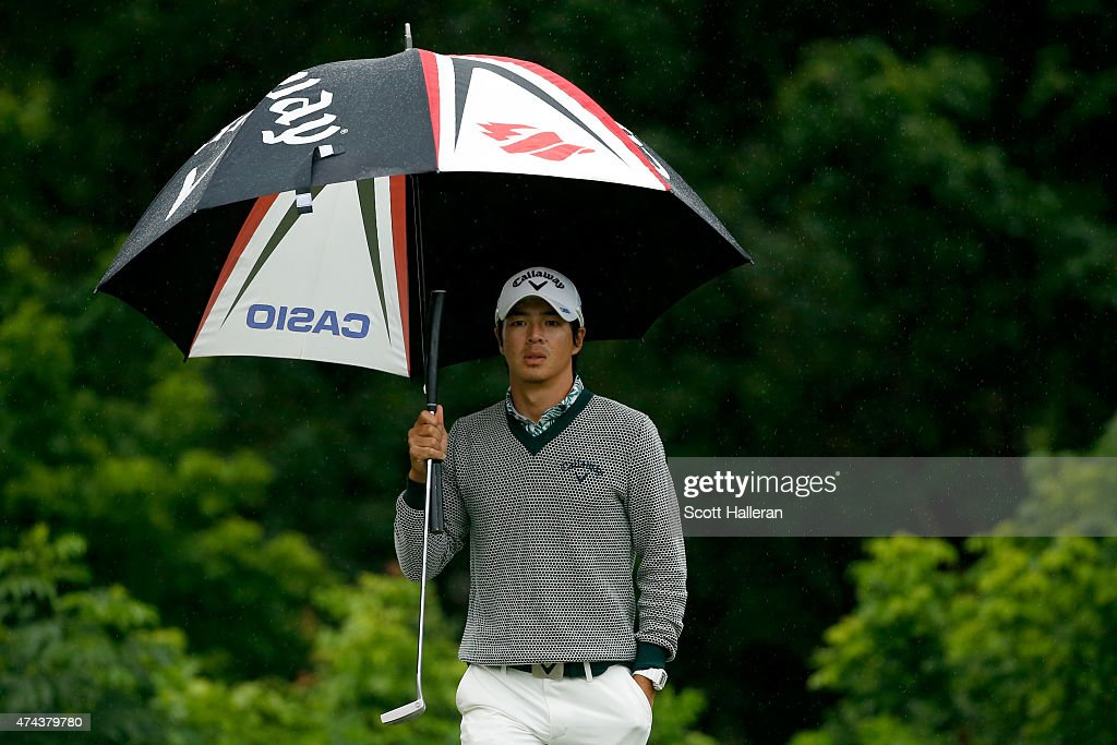 Crowne Plaza Invitational At Colonial - Round Two : News Photo