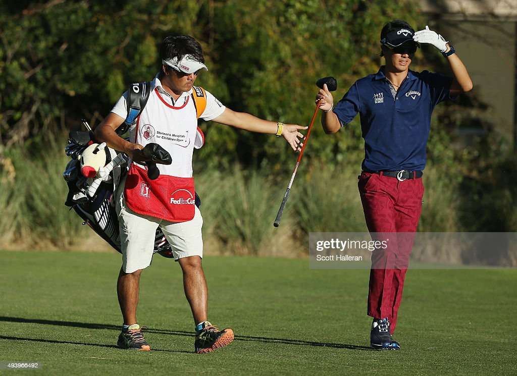 Shriners Hospitals For Children Open - Round Two : News Photo